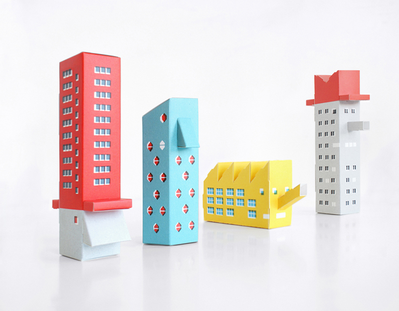 The Constructivist: play with architecture