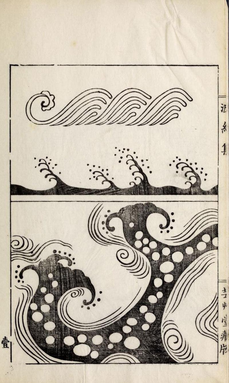 Ha Bun Shu: a book dedicated to waves design
