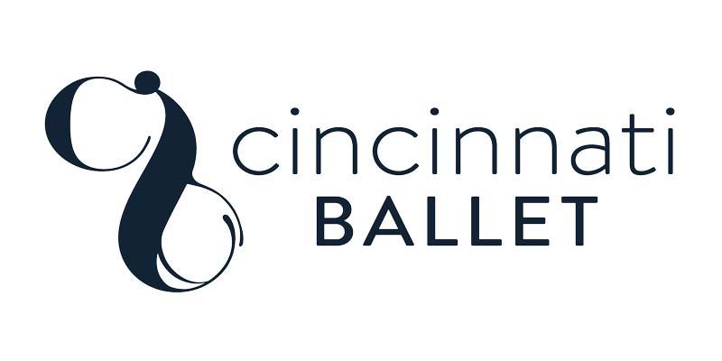 An elegant redesign for the Cincinnati Ballet logo