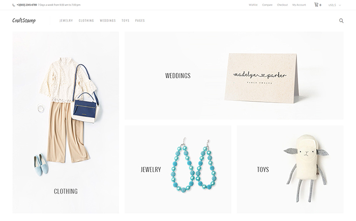 25 Awesome WooCommerce Themes