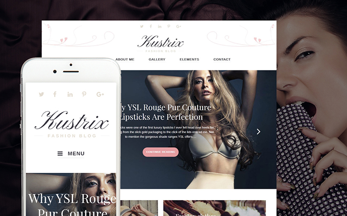 What's Trendy in 2017. Top 15 Flagship Themes