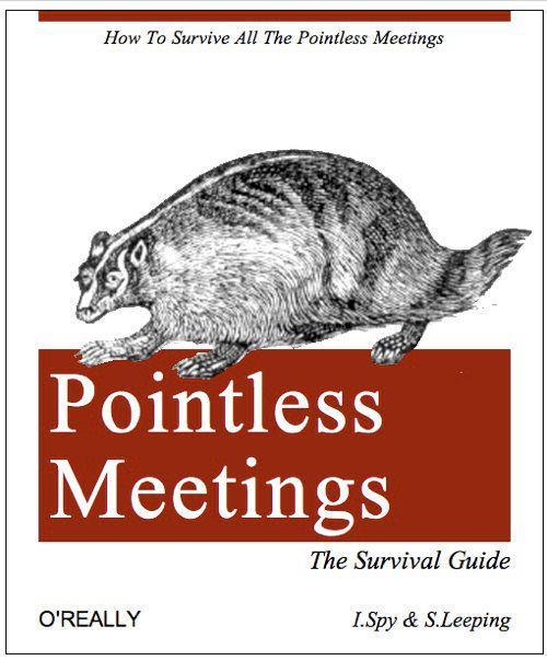 Pointless meetings