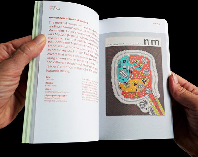 Design book: Can graphic design save your life?
