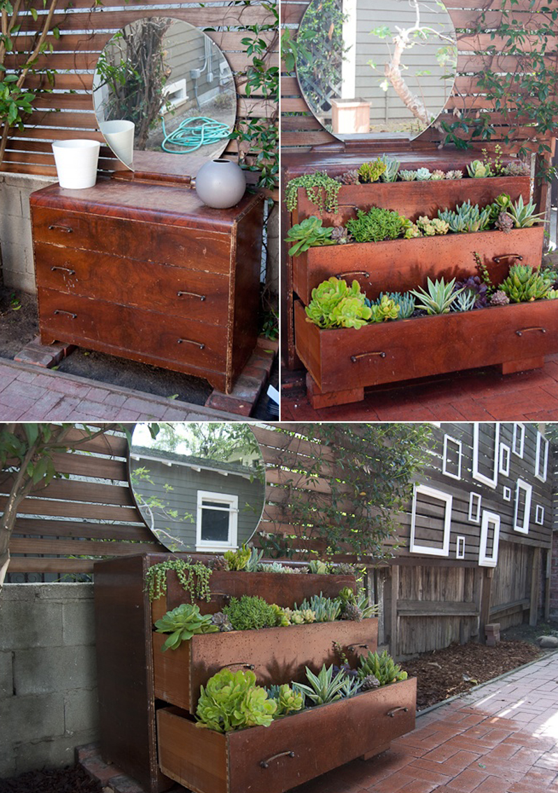 5 cool ideas to give a new life to everyday items by repurposing them