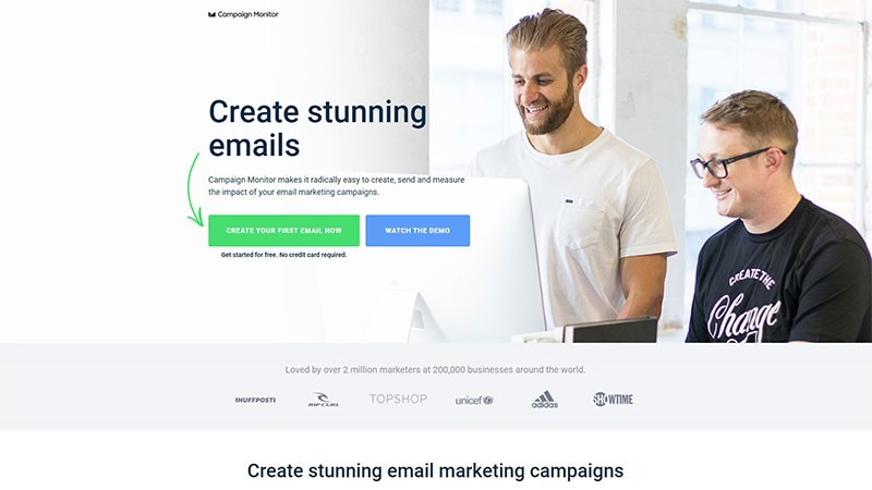 How to create a landing page that converts