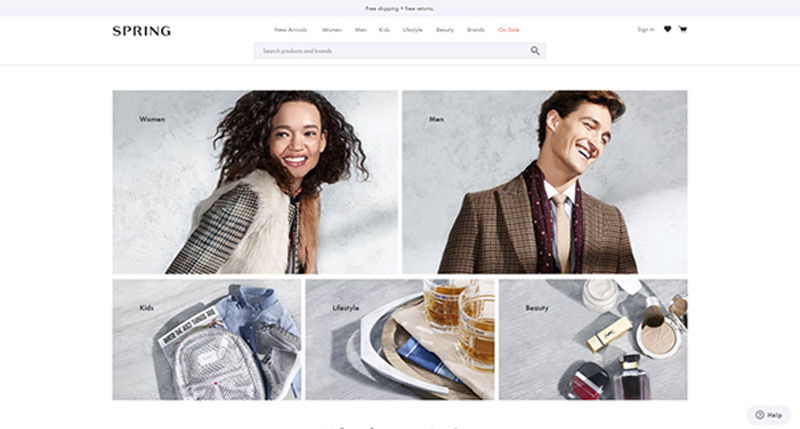 Important principles to follow when designing an eCommerce site