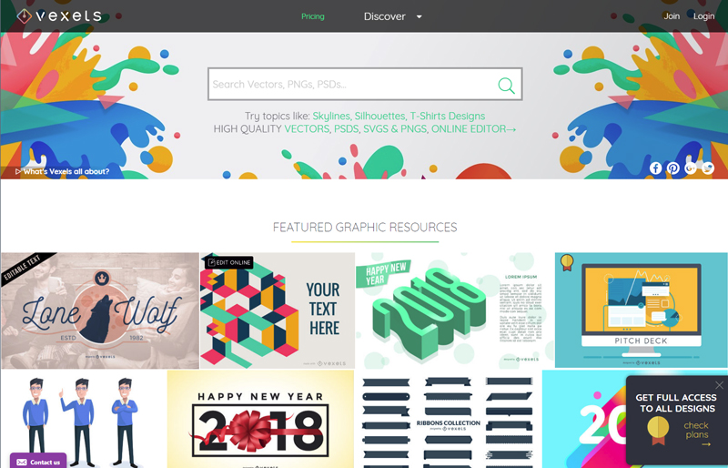 Top 10 graphic design resources for designers in 2018