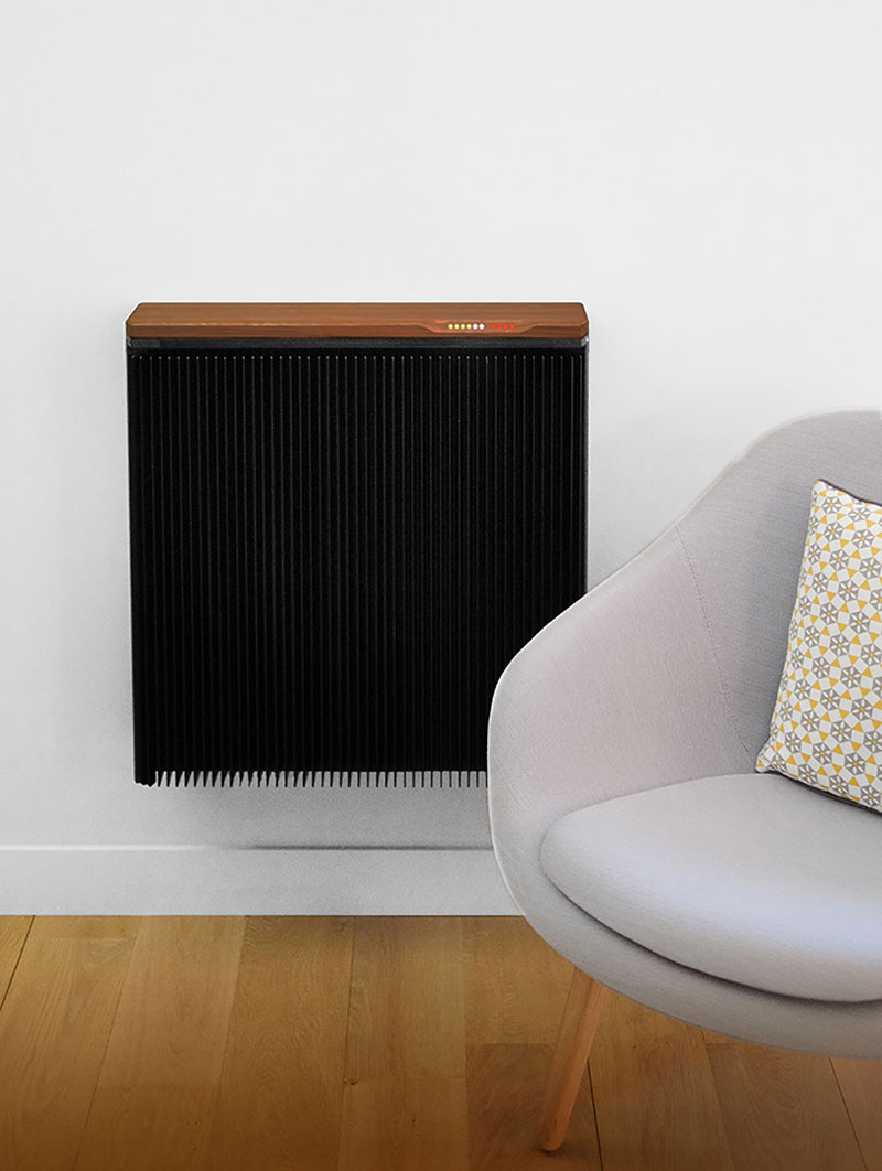 A Heater That Mines Cryptocurrencies While Keeping You Warm