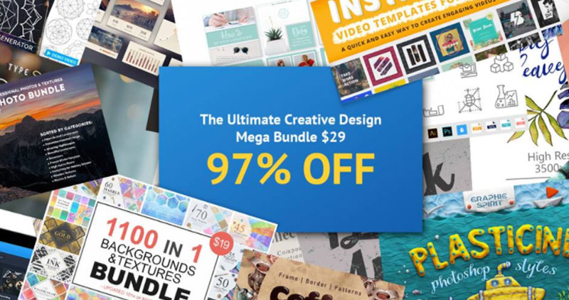 Ultimate Design Bundle: Great Prey for a Design Hunter