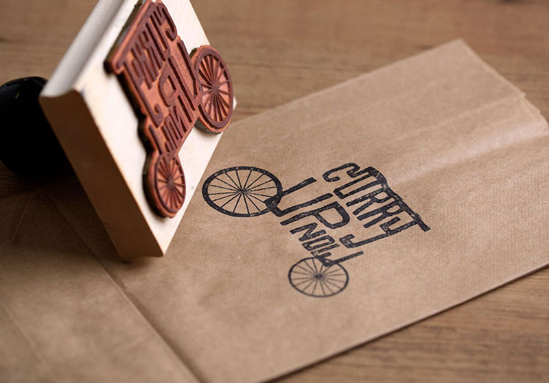 10 Awesome Examples Of Stamps Used For Graphic Design