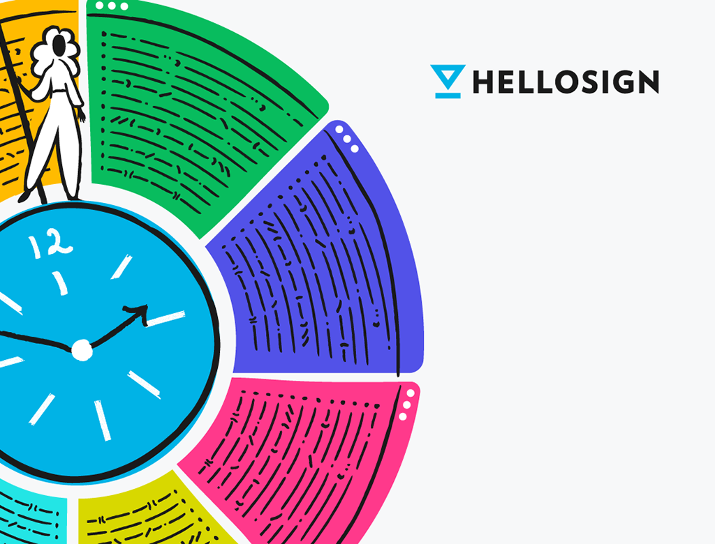 Build legally binding and secure eSignatures directly into your website using HelloSign