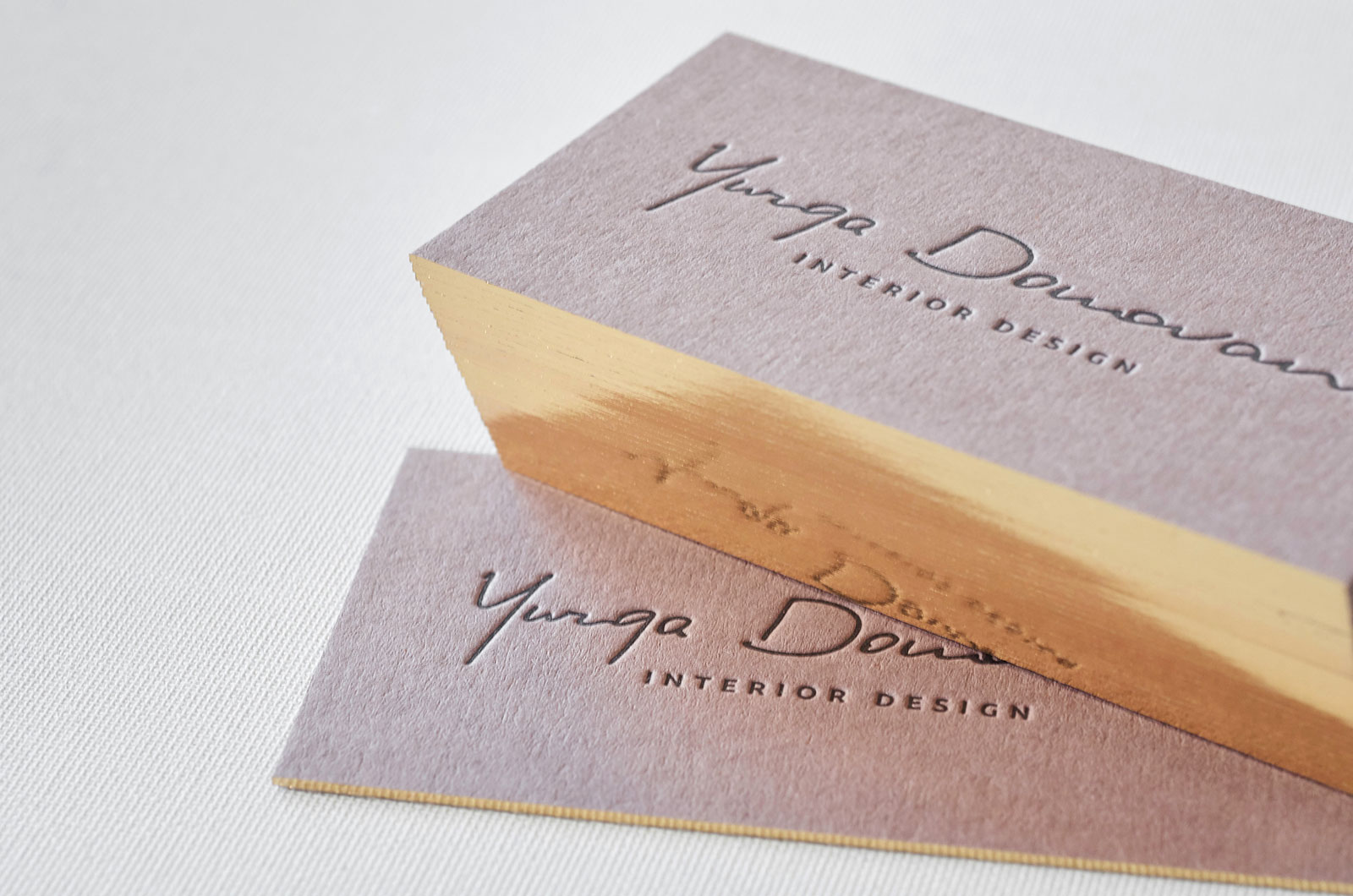Designing the perfect business card for your startup