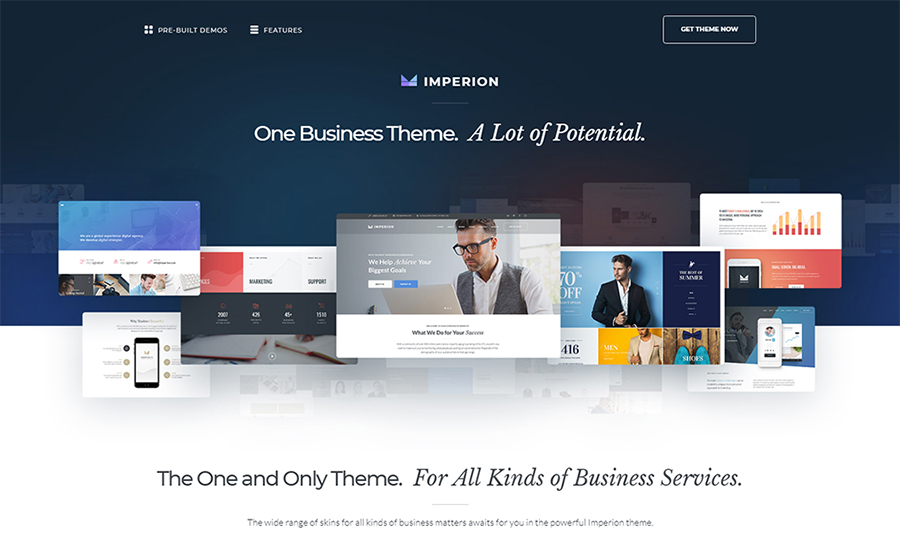 6 Reasons To Redesign Your Website With 15 Best WordPress Themes