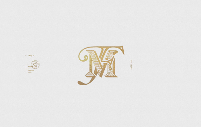 Beautiful and elegant visual identity