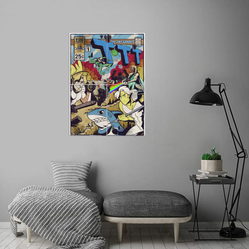 Decorating your walls has never been so easy, thanks to Displate