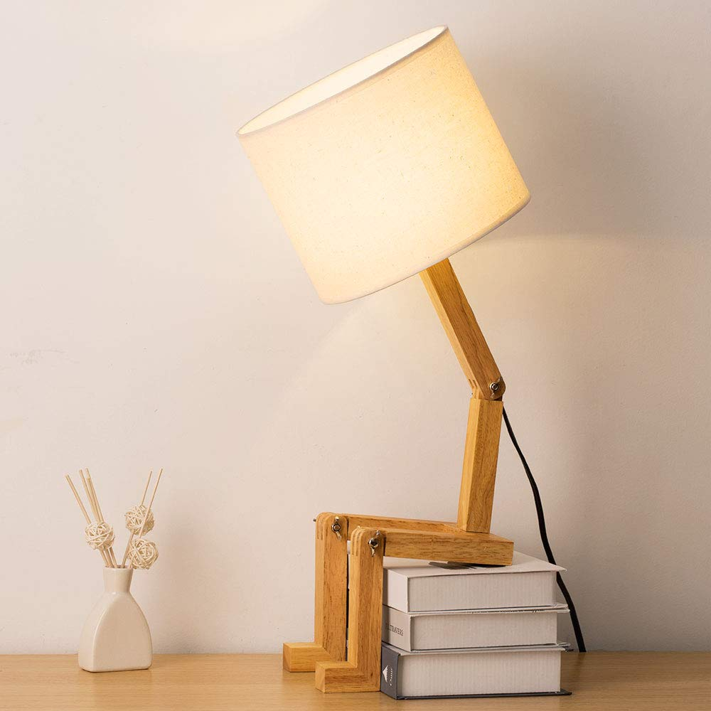 Design with a Personality: the HAITRAL table lamp