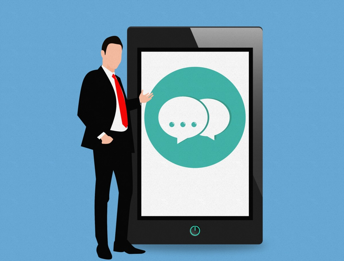 How to Design An Attractive Website for a Live Chat Software