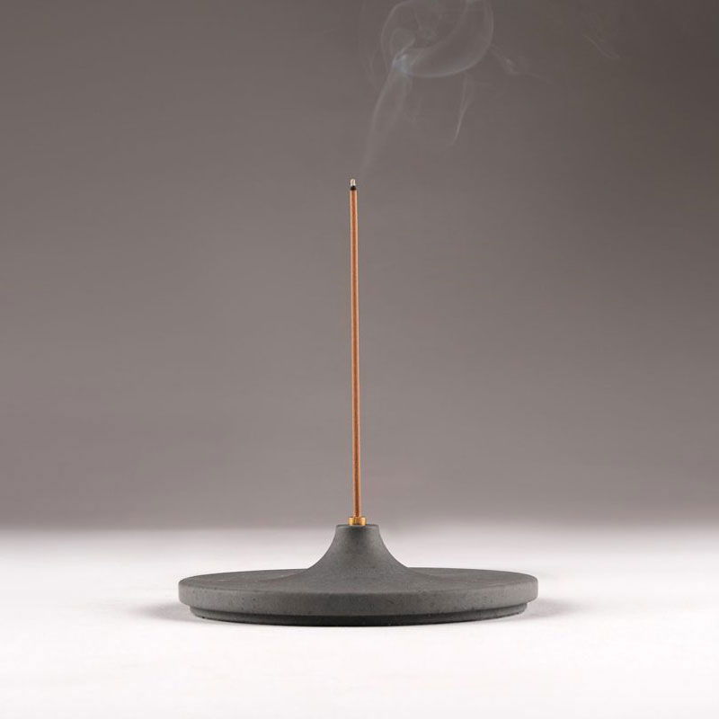 The Brutalist Incense Holders of Kin Objects