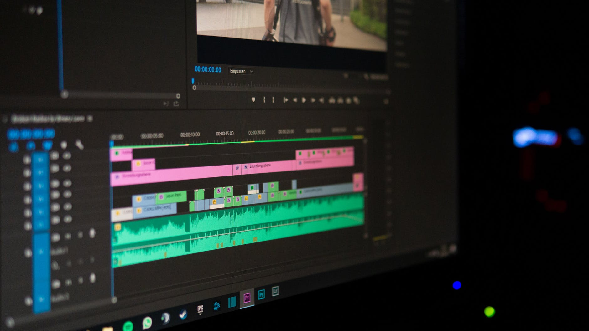 How to Adjust Exposure with Blend Modes in Premiere Pro