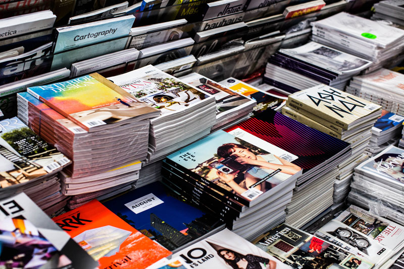 Magazines with the best design ideas