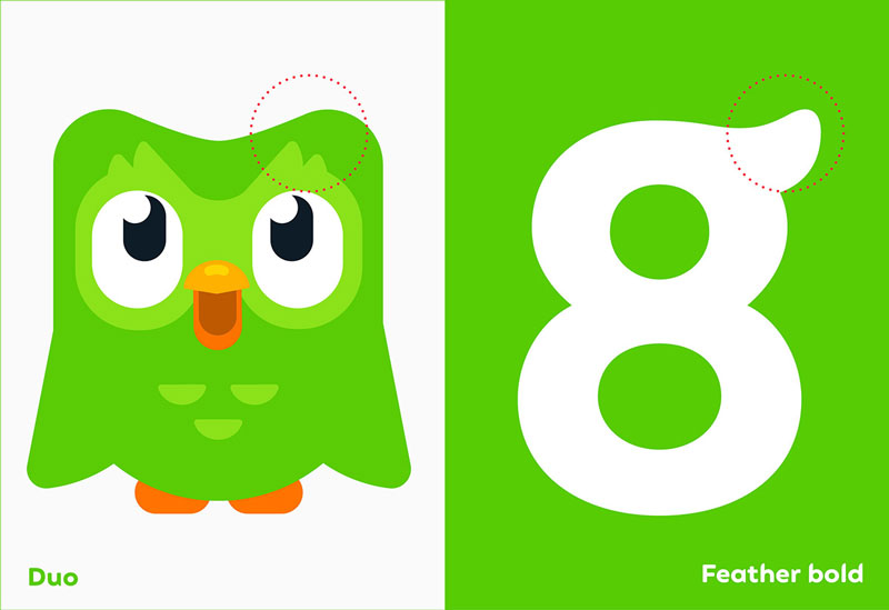 Duolingo Gets a New Branding that Includes a Cute Typeface