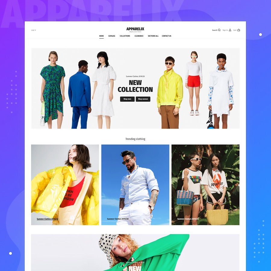 9 Shopify Themes for Dropshipping Created to Sell