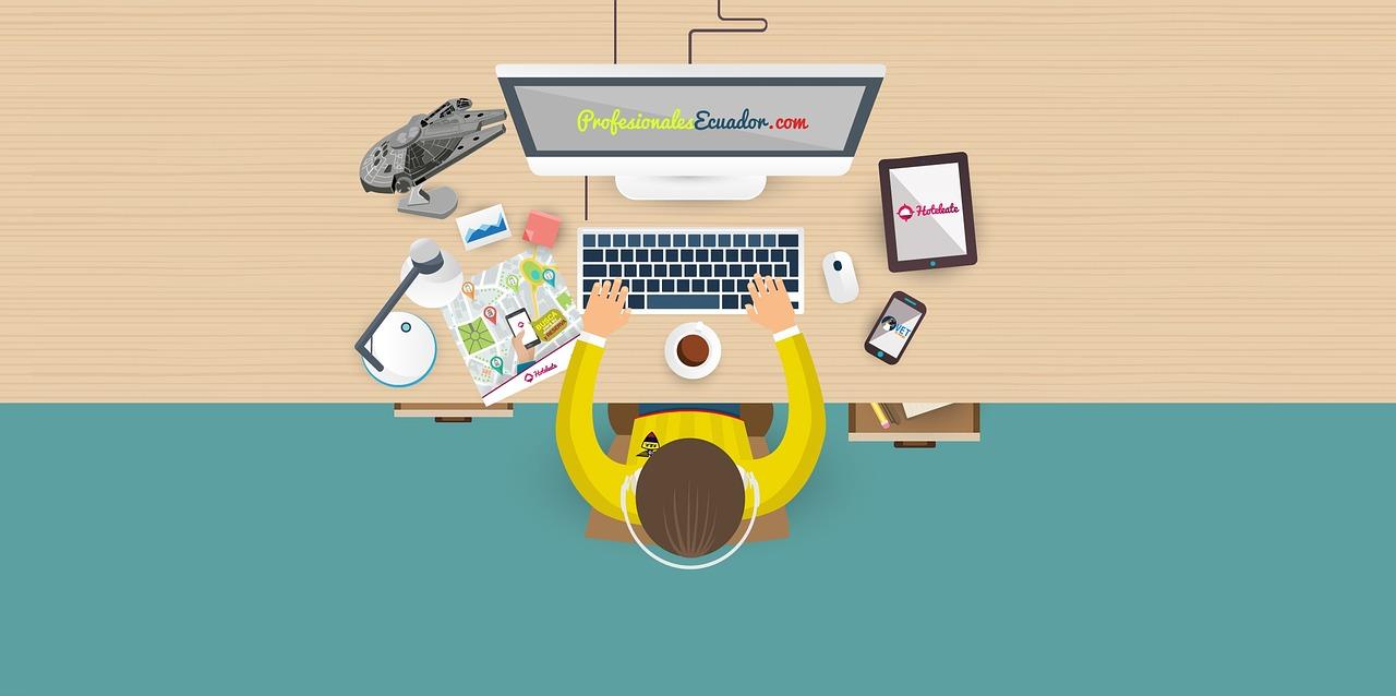 5 Perks to using a web designer