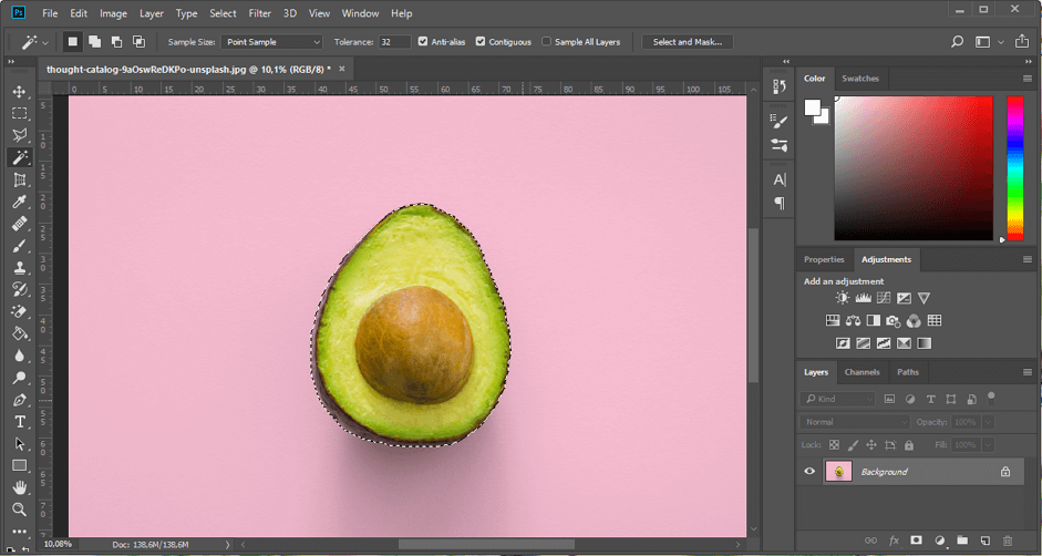 How to Create Images with Transparent Background for Your Website