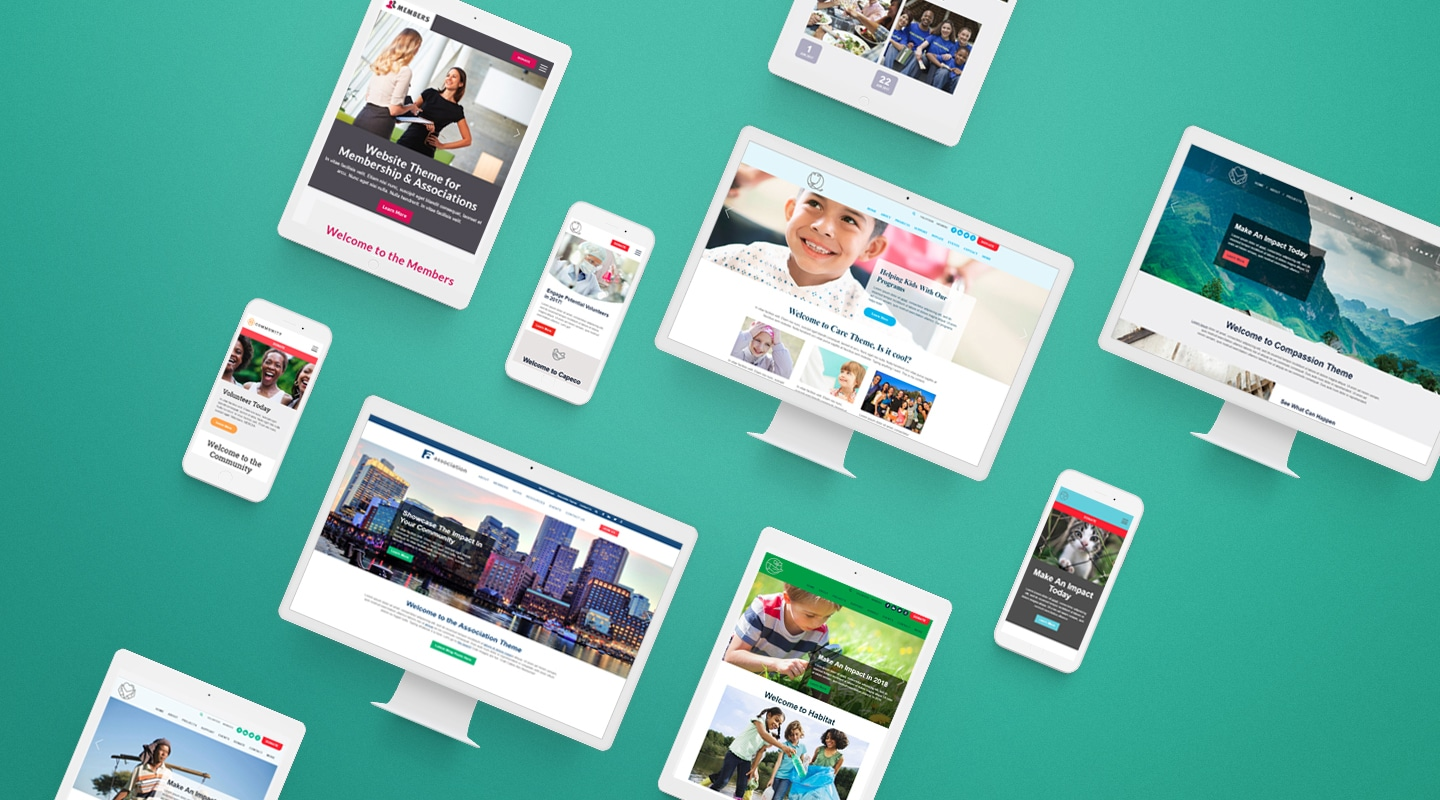 How to Create a Site for Your Nonprofit Organization that's Both Beautiful & Functional