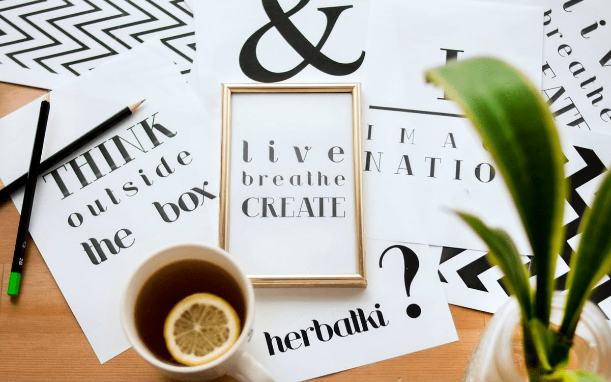 Typography Designing Tips From the Pros