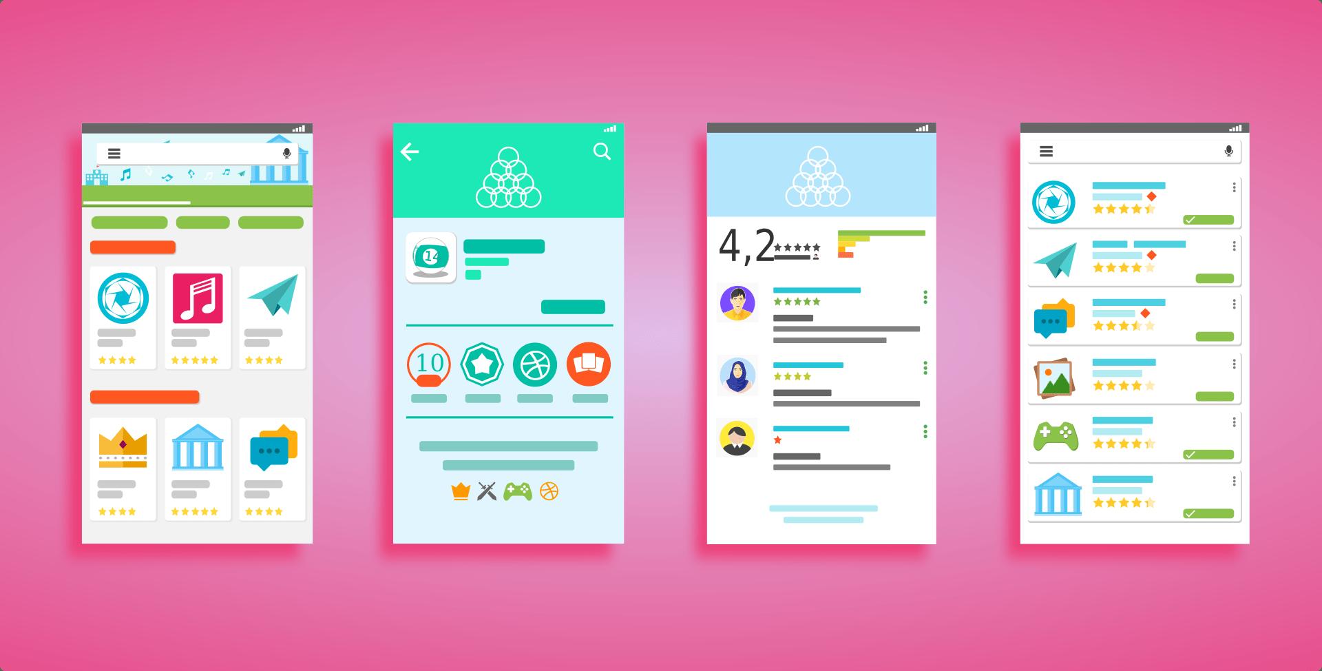 Tips on Designing a Cross-Platform Mobile App