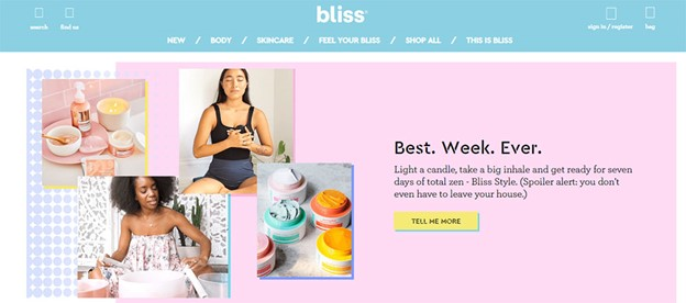 Awesome eCommerce websites with great design
