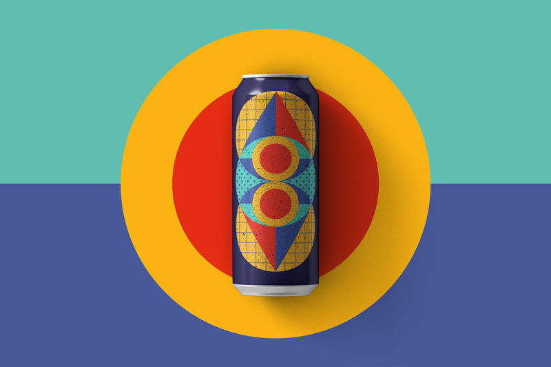 World Eye: Latest Design From Collective Arts Brewing