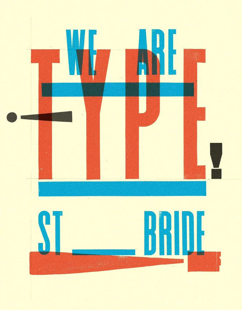 A Crowdfunding Campaign To Support We Are Type's Work