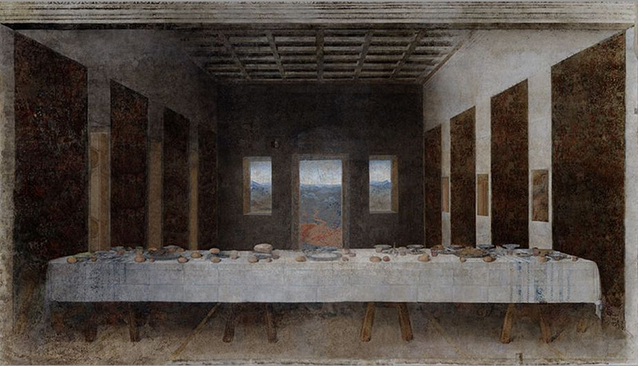 Depopulated Art: Removing People From Historical Paintings