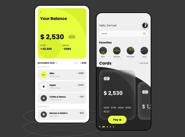 Tips and best practices for designing fintech apps
